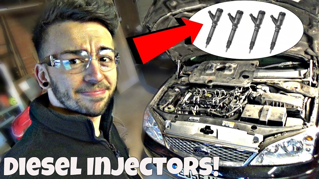 Mondeo 20 Tdci Injector Replacement How To Youtube Ford Mk4 Wiring Diagram Download