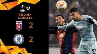 Vidi 2-2 Chelsea - GOLES Y RESUMEN - Grupo L - UEFA Europa League