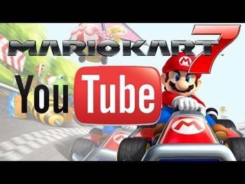 Join the Mario Kart 7 YouTube Group Communities! - 동영상