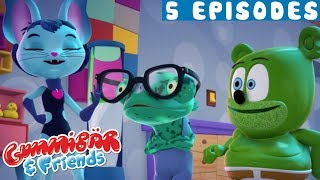Gummy Bear Show Season 2 - FIRST 5 EPISODES - Gummibär And Friends