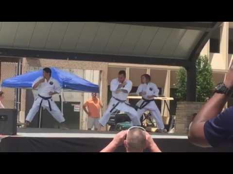Colorado Karate Club Summerfest 2017