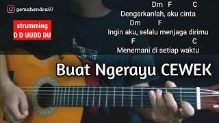 Kunci Gitar RAYUAN GOMBAL - Judika | Pake Chord Dasar Semua