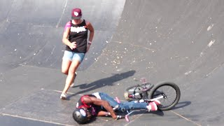 Jonathan Camacho Crash bmx cologne 2014