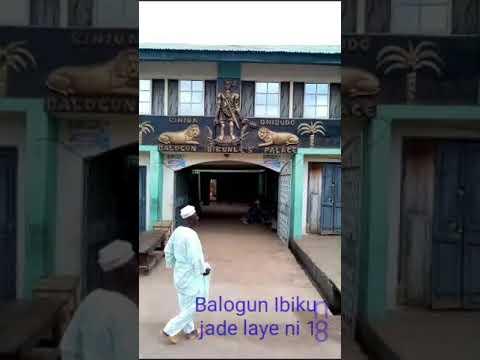 Download Oluko Agba nile Balogun Ibikunle Ibadan (Laji Abbas)