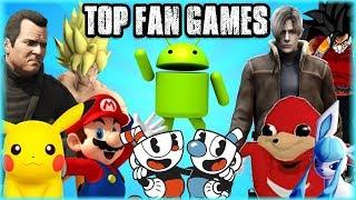 TOP 15 MEJORES JUEGOS 'FAN GAMES' PARA ANDROID 2019