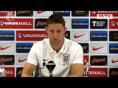 "Chelsea's Gary Cahill ""Hart will silence his critics"", press conference before England vs Moldova"
