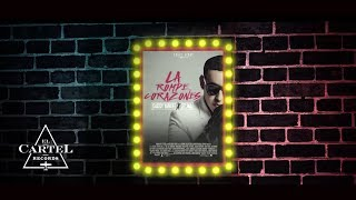 Daddy Yankee ft Ozuna | La Rompe Corazones (Lyric Video) thumbnail