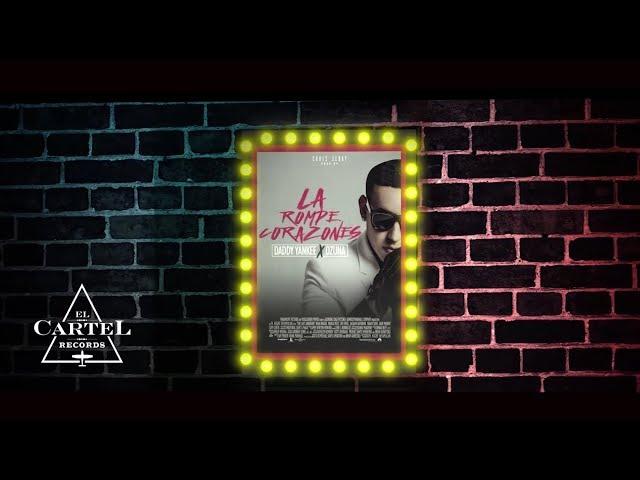 La Rompe Corazones - Daddy Yankee Ft Ozuna (Lyric Video)