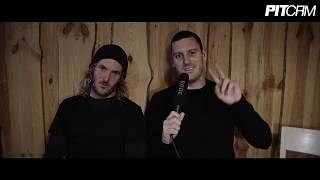 PARKWAY DRIVE - Interview with Winston McCall & Ben Gordon | www.pitcam.tv