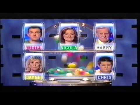 The National Lottery: In It To Win It - Saturday 27th August 2005