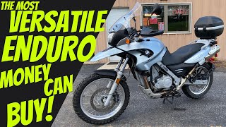 The BEST Enduro UNDER $4K? BMW F650GS Ride Review