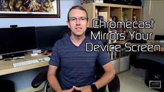CyanogenMod 11 M8 Updated to Android 4.4.4, Chromecast Mirrors Your Device Screen