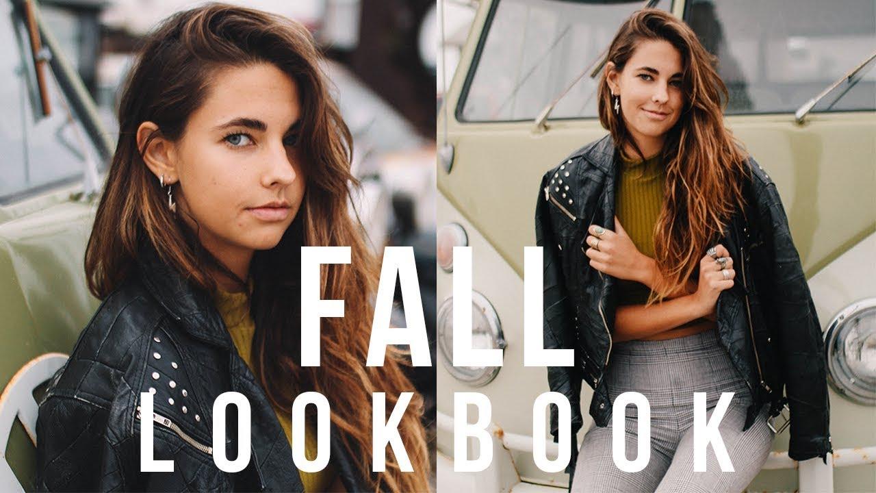 [VIDEO] - Fall Lookbook 1
