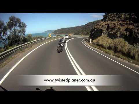 Great Ocean Road to Lorne - Australia's best biking roads