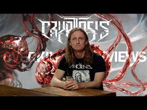 CRYPTOSIS Bionic Swarm Album Review   BangerTV