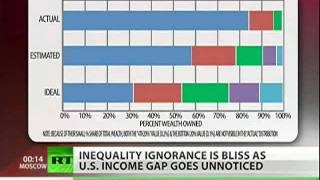 Income Inequality Ignorance