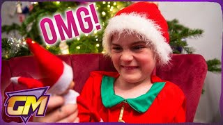 OMG! Elf On The Shelf Turned Our Wi-Fi Off!! By Gorgeous Movies