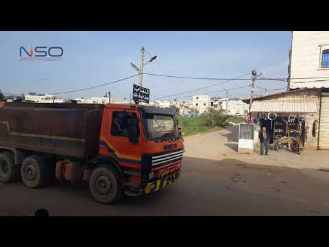Fuel tanks coming to Idlib province from Efrin route