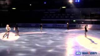 Olympic Yuna Kim Festa on ice 2008 highlight
