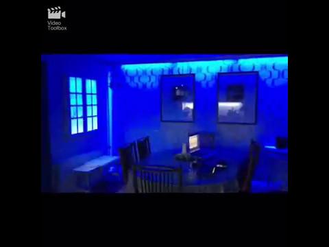 LED Kitchen Light DMX