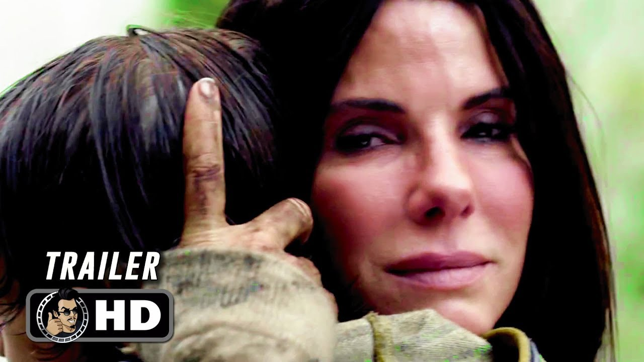 Bird Box Trailer 2018 Sandra Bullock Sci Fi Netflix Movie Youtube