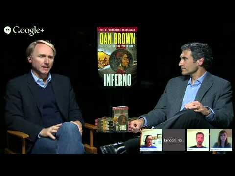 Live Hangout On Air With Dan Brown