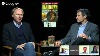 Random House Presents: A Live Hangout on Air with Dan Brown