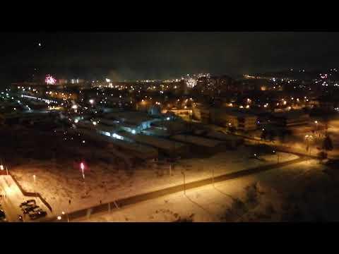 Новый год 2020, Иркутск