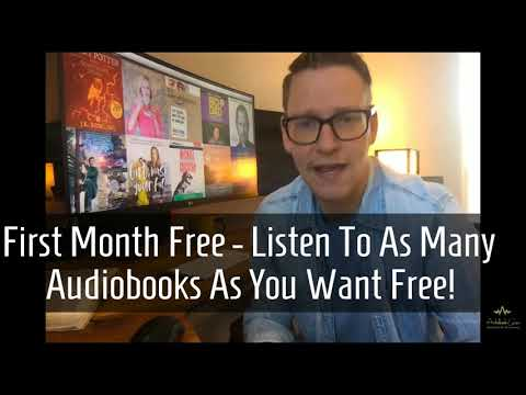How To Get Unlimited Audiobooks Free
