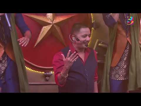 "Catch a glimpse of Sukhwinder Singh perform on sets ""Dil Hai Hindustani"""
