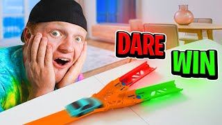 DARE or WIN Split Track Challenge Race!