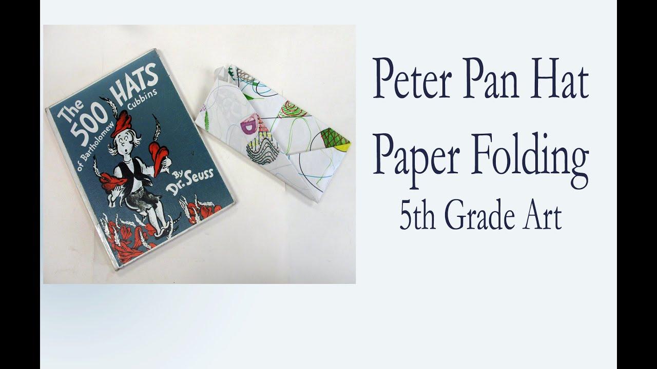 peter pan paper