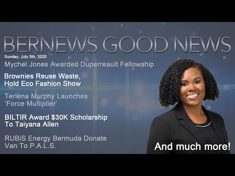 "Bernews ""Good News"" Sunday Spotlight, July 5, 2020"