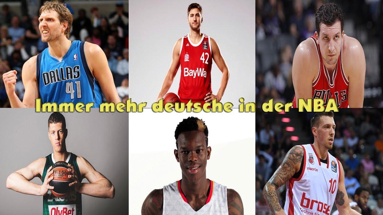 Nba Deutsche Spieler