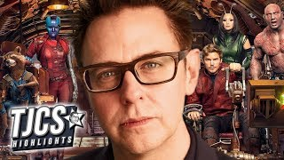 Why Disney And James Gunn Made Up For Him To Return To Guardians 3