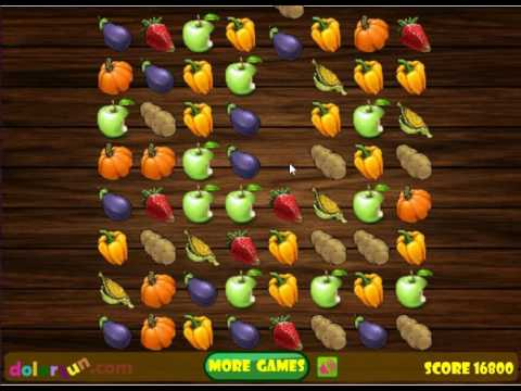 How to play Fruit Crush Game