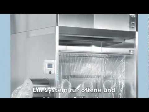 WIBObarrier® Flexibler Isolator - Reinraumtechnik