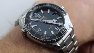 Omega Seamaster Planet Ocean 600M Co-Axial Master Chronometer Ref. 215.30.40.20.01.001 Watch Review