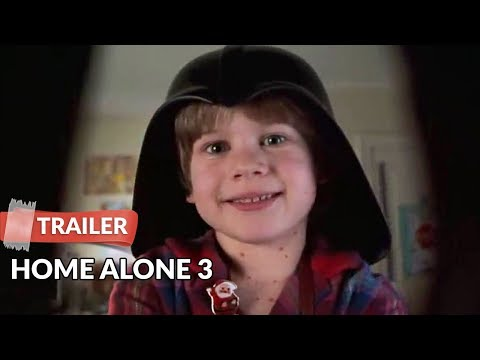 Home Alone 3 1997  HD  Alex D. Linz  Olek Krupa