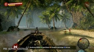 Dead Island Riptide Gameplay Trailer Walkthrough - Hub Defence Gameplay