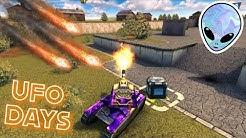 Tanki Online UFO Days 2020 Special GoldBox Montage #2 - Black Golds!