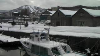 今回、小樽観光の目的は石原裕次郎記念館で裕次郎氏が生前、愛艇として...