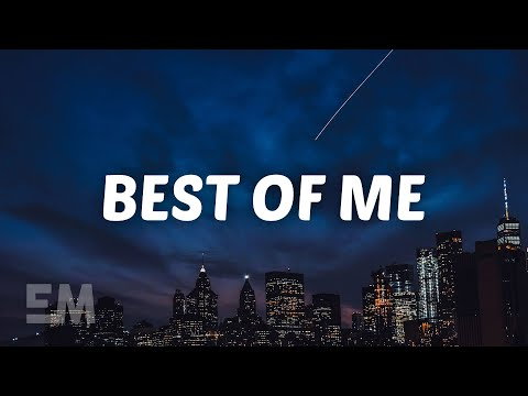 JOHN.k - Best of Me (Lyrics / Lyric Video)