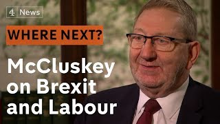 Len McCluskey on Brexit talks with the PM and the Labour Party's future