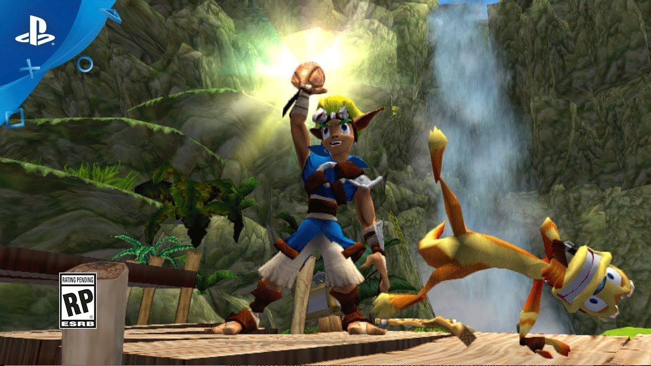 Why You Need To Play Jak And Daxter On Ps4 Fandom