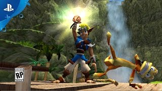 Jak and Daxter PS2 Classics - Announce Trailer   PS2 on PS4