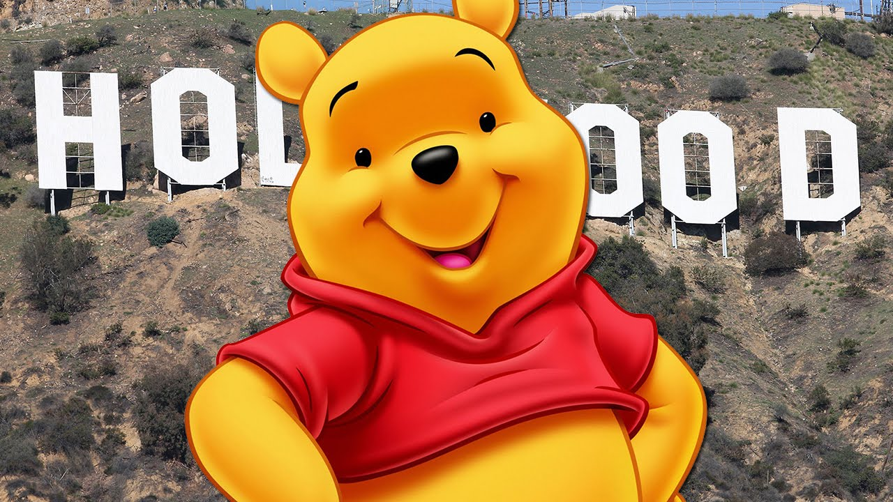 Live Action Winnie The Pooh Movie Coming From Disney Youtube
