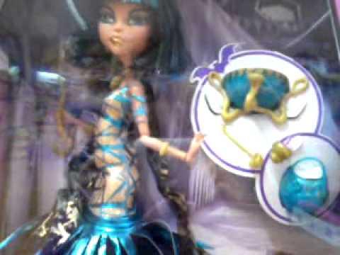 Moi au magasin king jouet pour monster high youtube - Monster high king jouet ...
