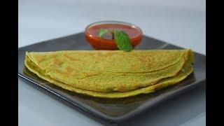 Besan Omelette | Cooksmart | Sanjeev Kapoor Khazana