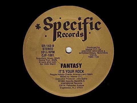 Fantasy Three - It's Your Rock : Instrumental